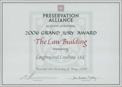 2006 Grand Jury Award